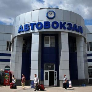 Автовокзалы Иркутска