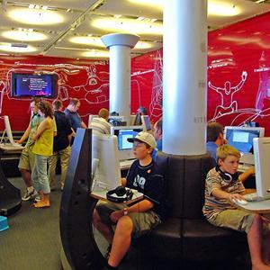 Интернет-кафе Иркутска