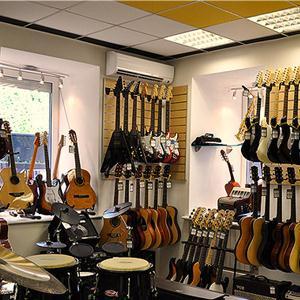 Музыкальные магазины Иркутска