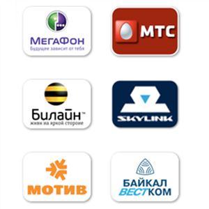 Операторы сотовой связи Иркутска