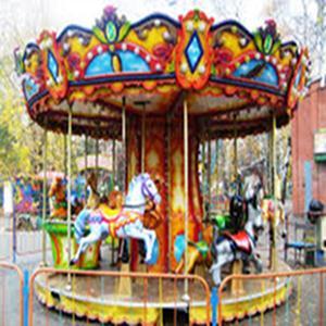 Парки культуры и отдыха Иркутска
