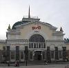 Железнодорожные вокзалы в Иркутске