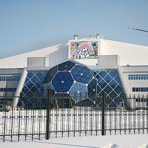 Спортивные комплексы Иркутска