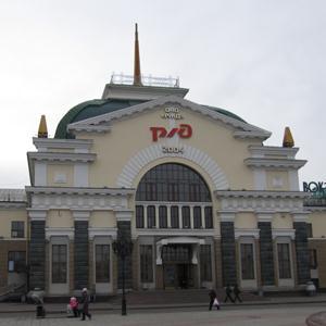 Железнодорожные вокзалы Иркутска